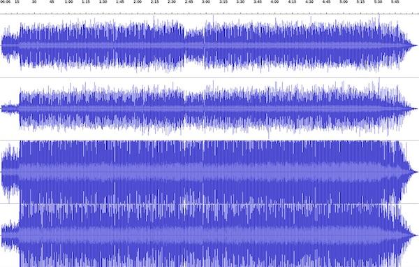 Michael Jackson Mastering