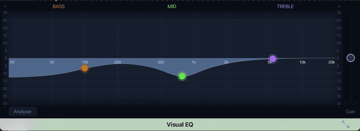 Subtractive EQ 1