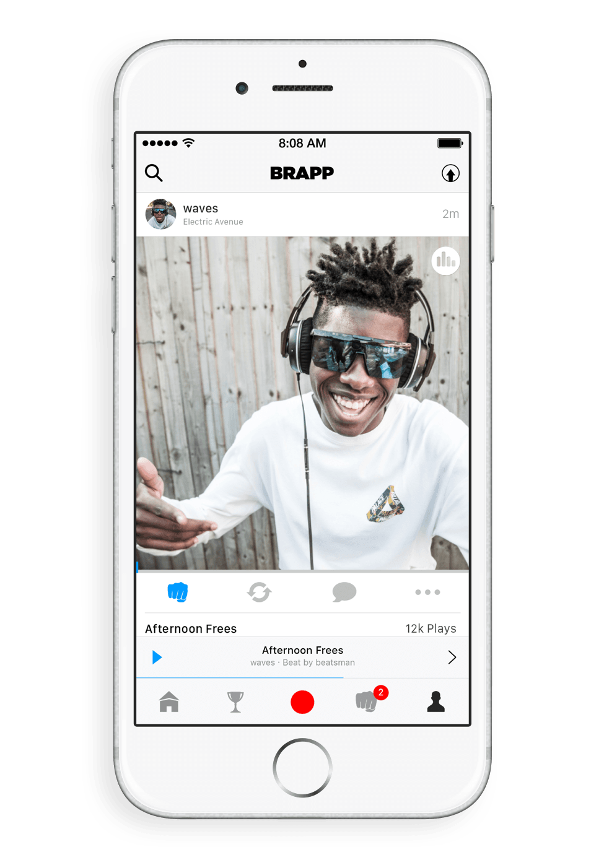 Brapp iOS App