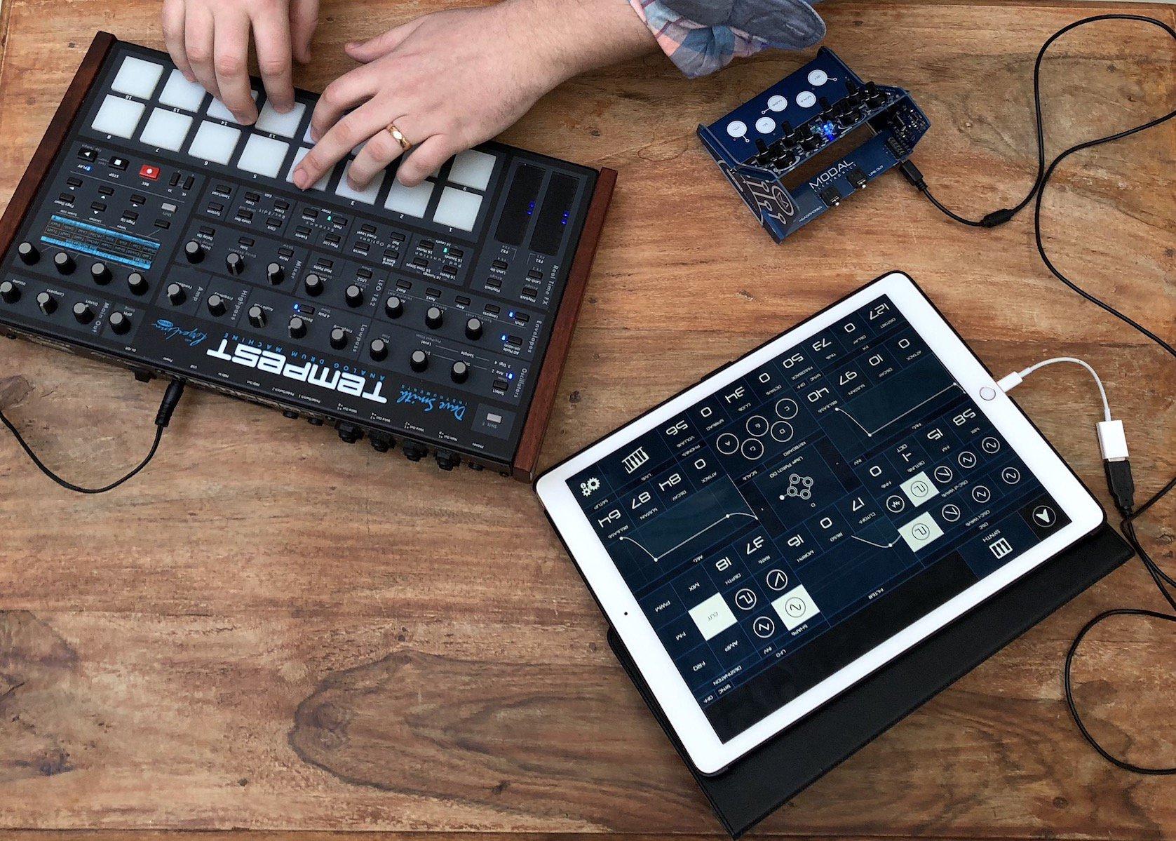 iOS Music Making