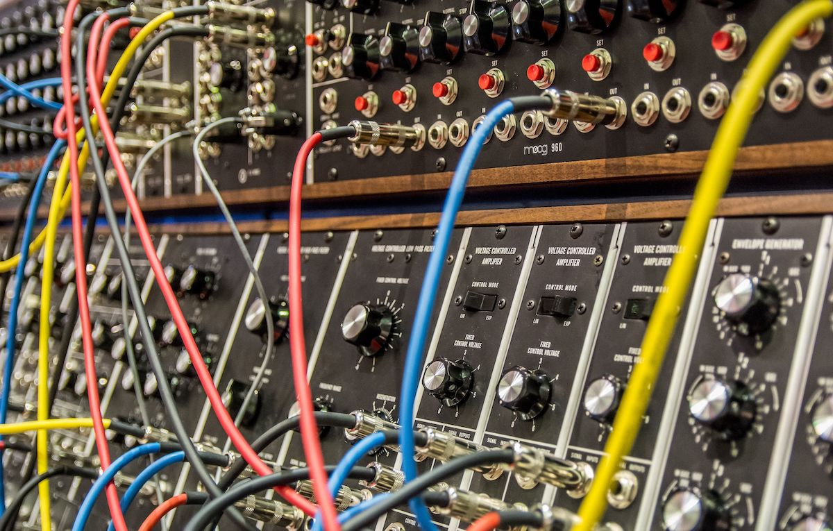 Synthesiser Filters