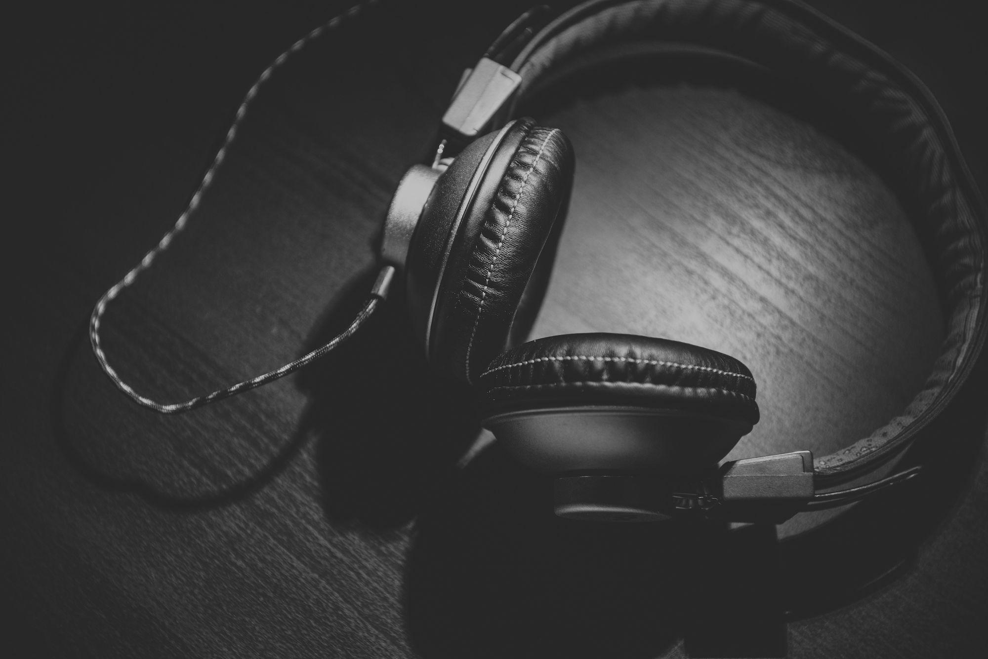 3D Audio Headphones